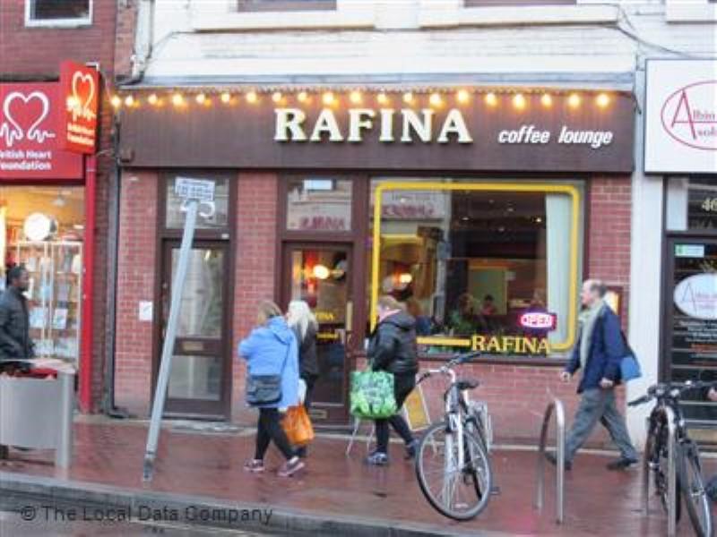 Cafe Rafina