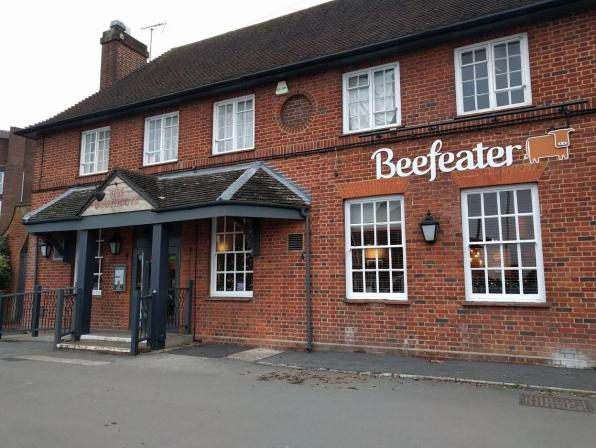 The Southcote Beefeater (1)